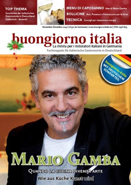 """Valeria Vairo, Buchautorin und Chefredakteurin von """"buongiorno italia, la rivista per la ristorazione italiana in Germania"""