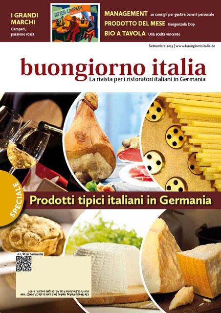 Buongiorno Italia Settembre 2013